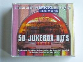 50 Jukebox Hits - Het beste uit 15 jaar Radio Rijnmond (2 CD)