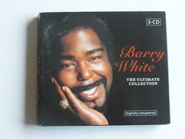 Barry White - The Ultimate Collection (3 CD)
