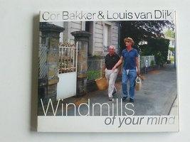 Cor Bakker & Louis van Dijk - Windmills of your mind