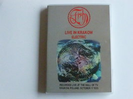 Fish - Live in Krakow / Electric (DVD)