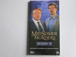 Midsomer Murders - Seizoen 18 (6 DVD) Nieuw