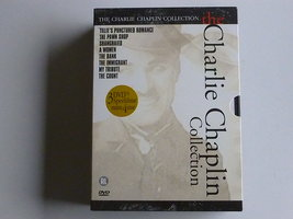 The Charlie Chaplin Collection (3 DVD)