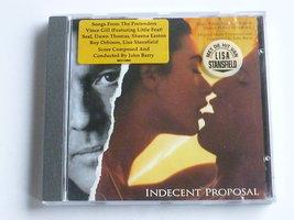 Indecent Proposal - Soundtrack