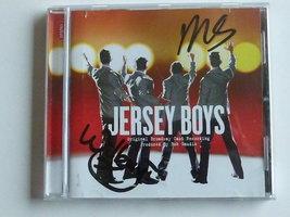 Jersey Boys - Broadway Cast Recording (gesigneerd)