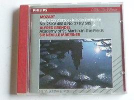 Mozart - Pianoconcert 23,27 / Alfred Brendel, sir neville marriner