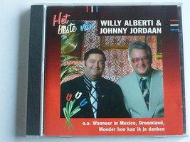 Willy Alberti & Johnny Jordaan - Het beste van