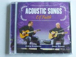 Andrej Grozdanov / Davor Simunic - Acoustic Songs