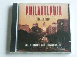 Philadelphia - Soundtrack / Howard Shore