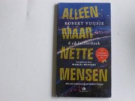 Robert Vuijsje - Alleen maar nette mensen (6 CD Luisterboek) nieuw