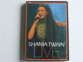 Shania Twain - Live (DVD) Nieuw