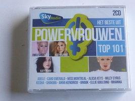 Het Beste uit Powervrouwen Top 101 (2 CD) nieuw