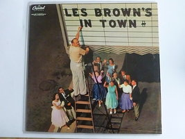 Les Brown's  in Town (LP)