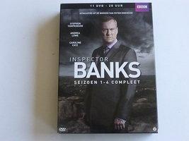 Inspector Banks - Seizoen 1 - 4 Compleet (11 DVD)