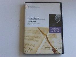 Bernard Haitink - Johannes Brahms / Conducting Masterclass (DVD)