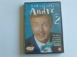 Andre van Duin - Lach mee met Andre Deel 2 (DVD) nieuw