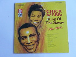 Chick Webb - King of the Savoy 1937-1939 (LP)
