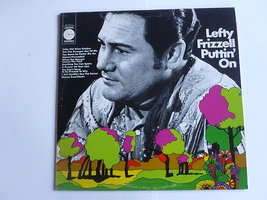 Lefty Frizzell - Puttin' on (LP)