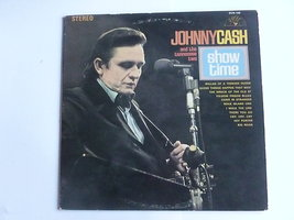 Johnny Cash & the tenessee two - Show Time (LP) sun