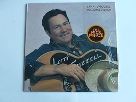 Lefty Frizzell - The Legend lives on (LP)