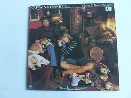 Captain & Tennille - Come in from the rain (LP)