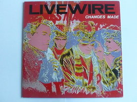 Live Wire - Changes Made (LP)