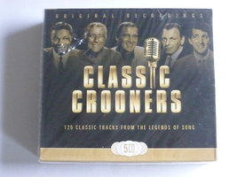 Classic Crooners - Original Recordings (5 CD) Nieuw