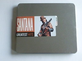 Santana - Greatest Hits / Steel Box