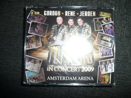 Gordon + Rene + Jeroen - In Concert Amsterdam Arena (2 CD)
