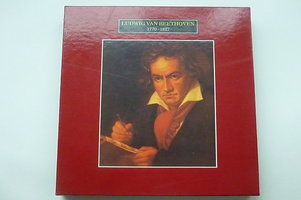 Ludwig van Beethoven - 3 CD Box + boek