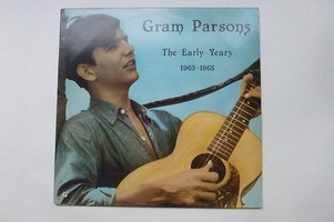 Gram Parsons - The Early Years 1963 - 1965 (LP)