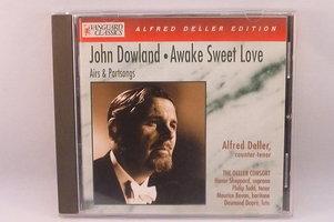 Alfred Deller - John Dowland Airs & Partsongs
