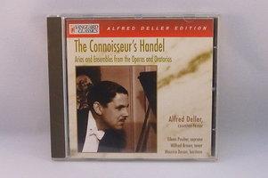Alfred Deller - The Connoisseur's Handel