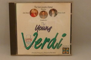 The New London Chorale - The Young Verdi (RCA)