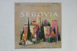 Segovia - Granada (LP)