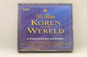 De Beste Koren van de Wereld - 4 CD Box