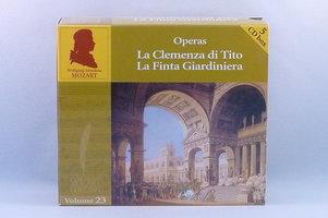 Mozart - Operas Mozart Edition Volume 23 (5 CD)