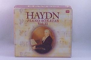 Haydn - Piano Sonatas Vol II (5 CD Box)