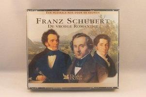 Franz Schubert - De vroege Romantici (3 CD) Nieuw