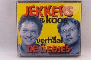 Jekkers & Koos - Het verhaal achter de liedjes (2 CD)