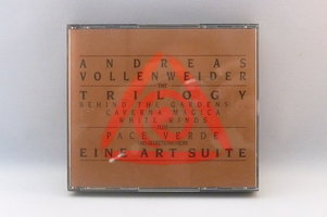 Andreas Vollenweider - The Trilogy (2 CD)