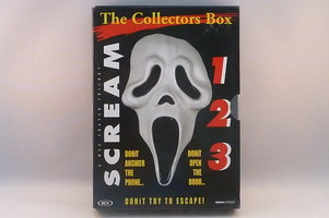 Scream 1,2,3 (3 DVD)