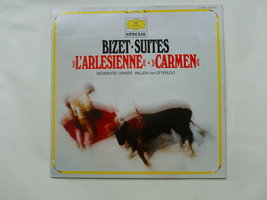 Bizet - Suites / Willem van Otterloo (LP)