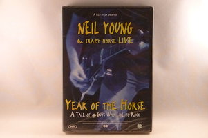 Neil Young - Year of the Horse (Nieuw) DVD