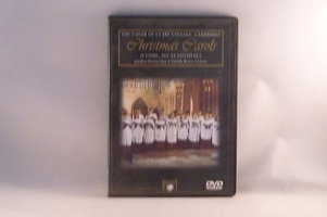Christmas Carols - The Choir of Clare College Cambridge (DVD)