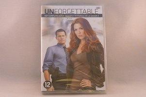 Unforgettable - Het complete derde seizoen (4 DVD) Nieuw