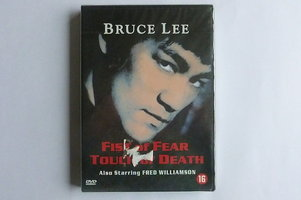 Bruce Lee - Fist of Fear touch of Death (DVD) Nieuw