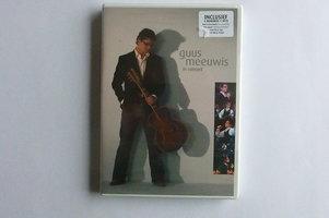 Guus Meeuwis - In Concert (DVD) Nieuw
