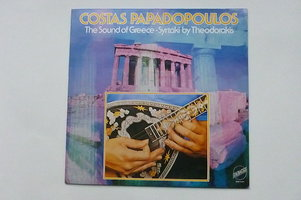 Costas Papadopoulos - The sound of Greece / Syrtaki by Theodorakis (LP)