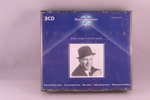 Frank Sinatra - Golden songs from the Movies (3 CD)