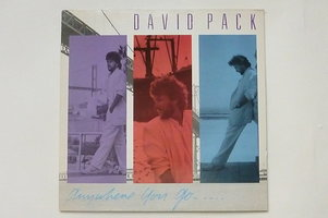 David Pack - Anywhere you go..(LP)